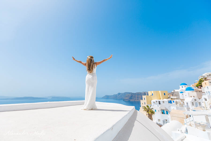 Santorini photographer offers 2018