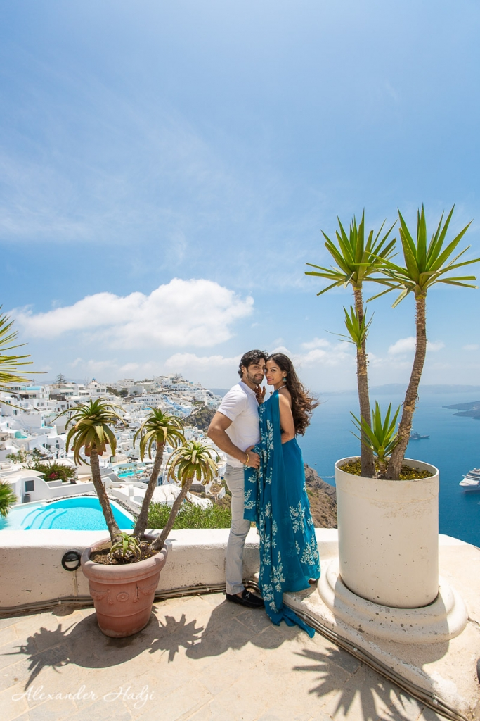 Santorini photographer price
